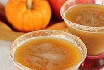 Recipes: Pumpkin Cocktails