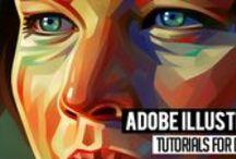 Illustrator tutorials and ideas