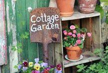 Chillin' in the garden ☼❀❁
