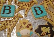 cookie designs / by Kimberly Fiser