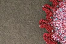 crochet/knit / by Julie Dz