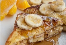 Rise~N~Shine / Yummy recipes, pancake recipes, french toast ideas, muffins, omelette inspiration, and other delicious breakfast recipes.