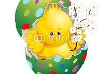 Bluedarkat's Easter / by Bluedarkat Lem