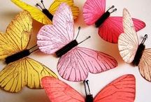 Butterflies & Moths / by Val Lesiak