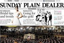 Front Pages / Front pages of The Plain Dealer. / by cleveland.com