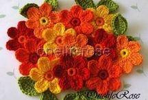 de todo un poco / Crochet / by Alicia Miño