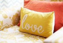STuFFed wFLuFF / Pillow ideas, DIY pillows, home decor ideas, repurposing ideas, DIY projects.