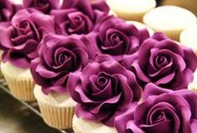 Cupcakes Fleurs / by Audrey Baba