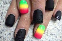 nails / by Olivia Lipps