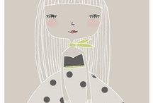 Girls - Illustrations