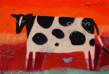 Animal Art & Illustration / Illustrtions of animals