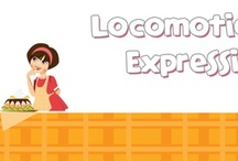 Locomotion of Expressions / Pins from reviews and giveaways from this popular Mommy Blog: LofE!~