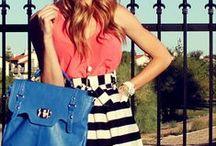 Dressed.2.The.9s. / Fashion ideas, fashion inspiration, outfit ideas, seasonal looks, clothing ideas, cute outfits.