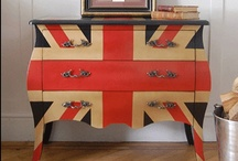 Painted & Patterned Furniture