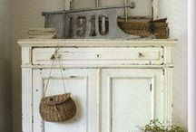 Cabinets, Hutches & Storage / All the lovely ways to store your junk.