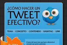 Infografias Twitter / by Joomlawebs -Informática Paiporta