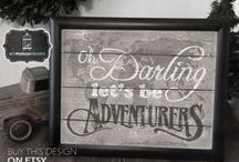 Oh, Darling, Let's Be ADVENTURERS! / Beautiful destinations, adventure, travel!