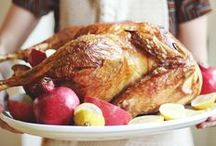 Holiday Meals / Keep your holidays festive and fun by trying a new recipe for your family and friends!