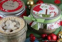 DIY: Gifts Worth Giving / 'Tis the season for giving. Get resourceful and spoil your loved ones with these unique gift ideas that can be created from items at your local Kroger store.