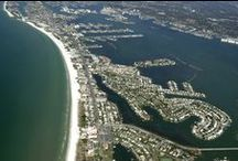 St Pete Beach, Florida / Home of the Plaza Beach Resorts including three boutique resorts:  Plaza Beach Hotel - Beachfront Resort, Bayview Plaza Waterfront Resort, and Bay Palms Waterfront Resort - Hotel and Marina / by Plaza Beach Resorts