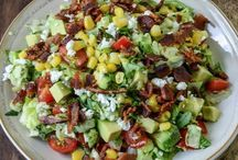Salads / by Tonya Jackson