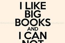 Books / Just to read, look at or listen to / by Loretta Santoyo