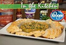 In the Kitchen with Kroger / View the recipes from our weekly installment of In the Kitchen with Kroger!