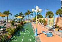 Beach Activities / There are lots of really fun things to do on St Pete Beach! / by Plaza Beach Resorts