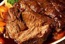 Beef Recipes / by Tonya Jackson
