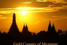 Burma (Myanmar), Republic of the Union of Myanmar (One Week Exhibition) / by Cleopatra Fitzgerald (Universe Goddess)