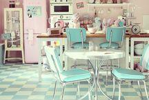Cuisine / kitchen / by Audrey Baba