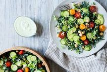 Healthy Recipes / Create your own recipe for success with these healthy, tasty recipes.