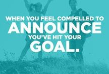 Fitbitisms / Bursts of motivation to keep you moving towards your goal. / by Fitbit