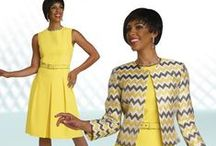 Jacket Dresses / Great for church, work or special occasions jacket dresses offer a versatile style for many occasions.