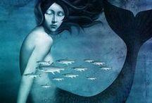 Mermaids / Art & Illustration