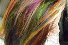 Hair / Haircuts, styles and colors