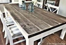 DIY furniture  / by Jennifer Adams