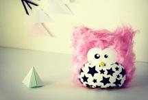 Les Bouboux - plush - Peluches / Les derniers bouboux sortis de l'œuf..!! Peluches décoratives hiboux disponibles sur boubouxland.com  Décoratives owl plush availables on boubouxland.com