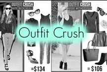 Outfit Crush / Celebrity looks for less. / by Penny Chic