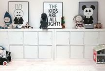 Wee peoples dreamy rooms / Fun, playful & magical bedrooms for little ones to enjoy