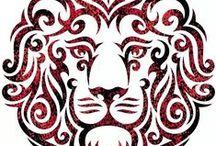 Lion heart dragon heart