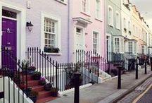 We love London / by Raffles Media