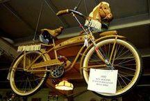 bikes / by Gloria Thompson