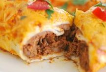 Main Dishes - Beef