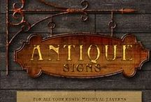 antiques / by Gloria Thompson