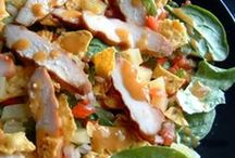Main Dishes - Salad