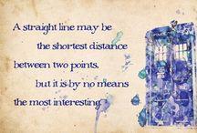 Doctor Who??? / by Rebecca Troxel