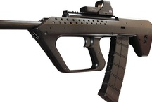 Guns & Other Man Stuff / Bullpup, Conceal Carry Firearms, Knives etc. / by Stephen Reynolds - TheOneForSuccess.com