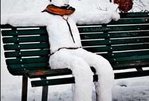 Snowman ideas / by Dorothy Gail