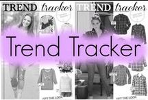 Trend Tracker / Our favorite trends. / by Penny Chic